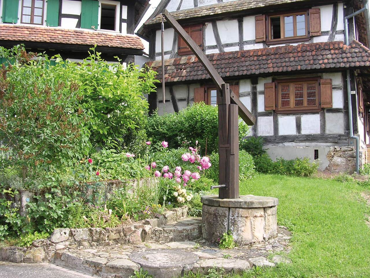 Hunspach bas rhin les plus beaux villages de france - Pro inter haguenau ...