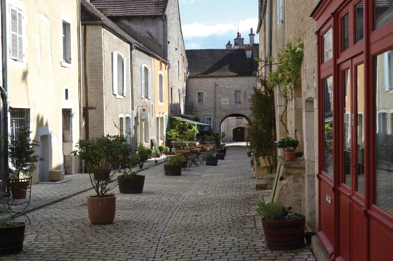 Noyers rue  © Thierry DROSSON